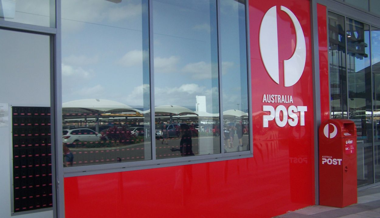 Townsville Nth Qld.,Post Office,1060
