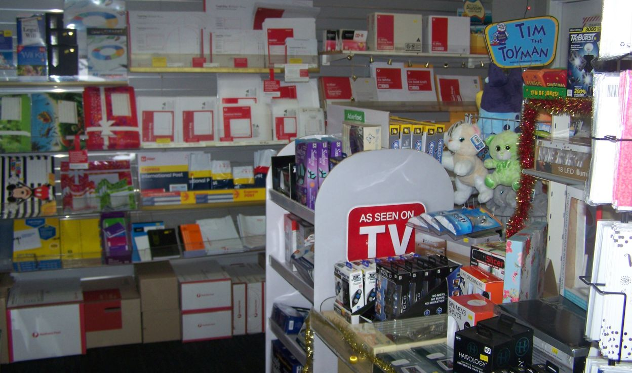 UNDER CONTRACT,Post Office,Post Offices for Sale Queensland,1062