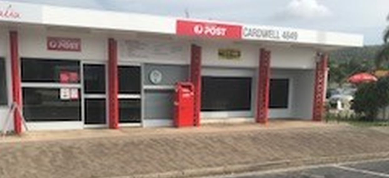 Cassowary Coast Nth Qld,Post Office,1055